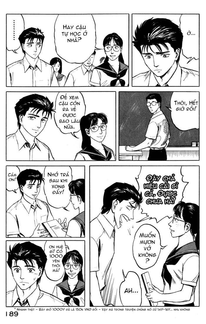Kiseijuu chương 51: hướng đi trang 13