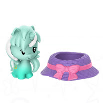 MLP Blind Bags, Confetti  Lyra Heartstrings Pony Cutie Mark Crew Figure