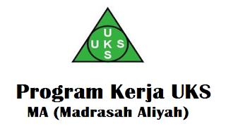 Contoh Program Kerja UKS MA