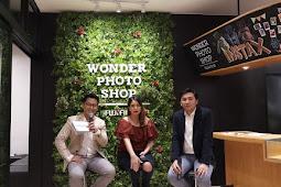 Fujifilm Wonder Photo Shop: Cetak Foto Kekinian Kids Jaman Now