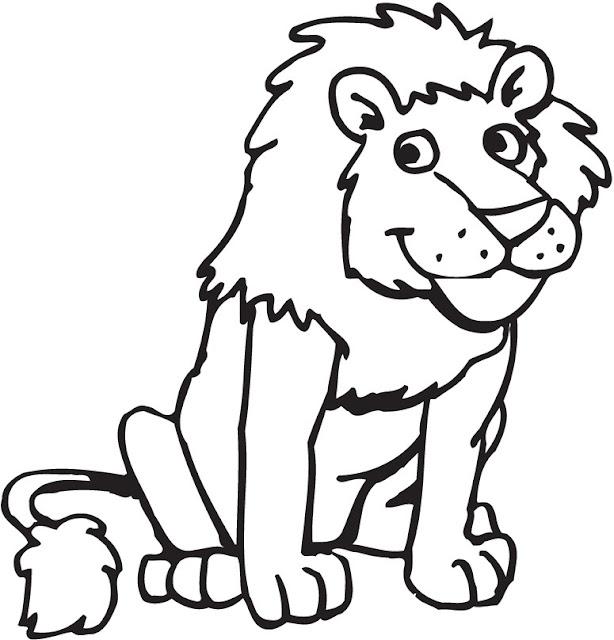 Dibujos De Leones ! 101 Dibujos para colorear! Los Leones Más ...
