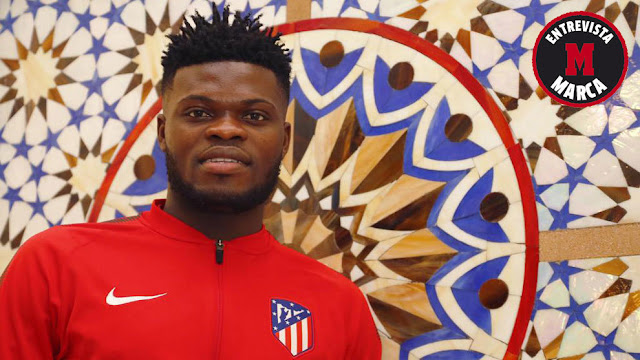 Thomas Partey: The footballer who left Ghana without saying goodbye