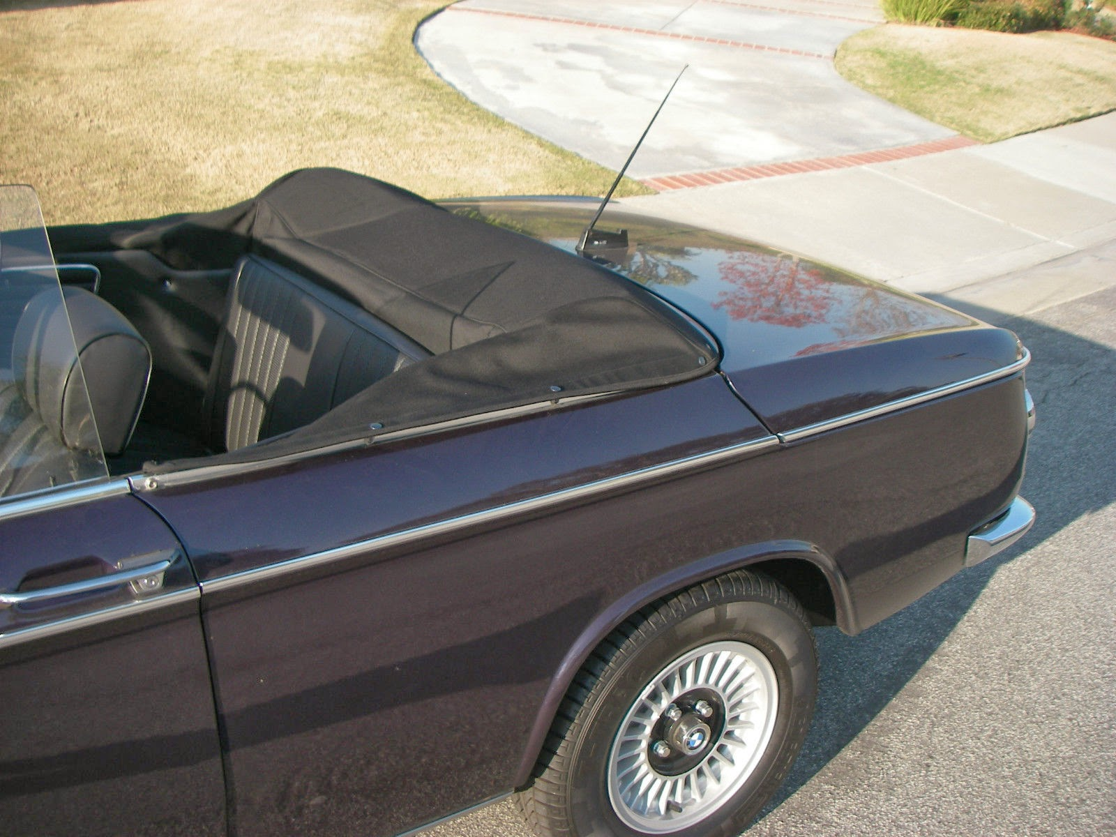 Baurspotting Buy It Now 65000 1968 Bmw 2002 Convertible On Ebay