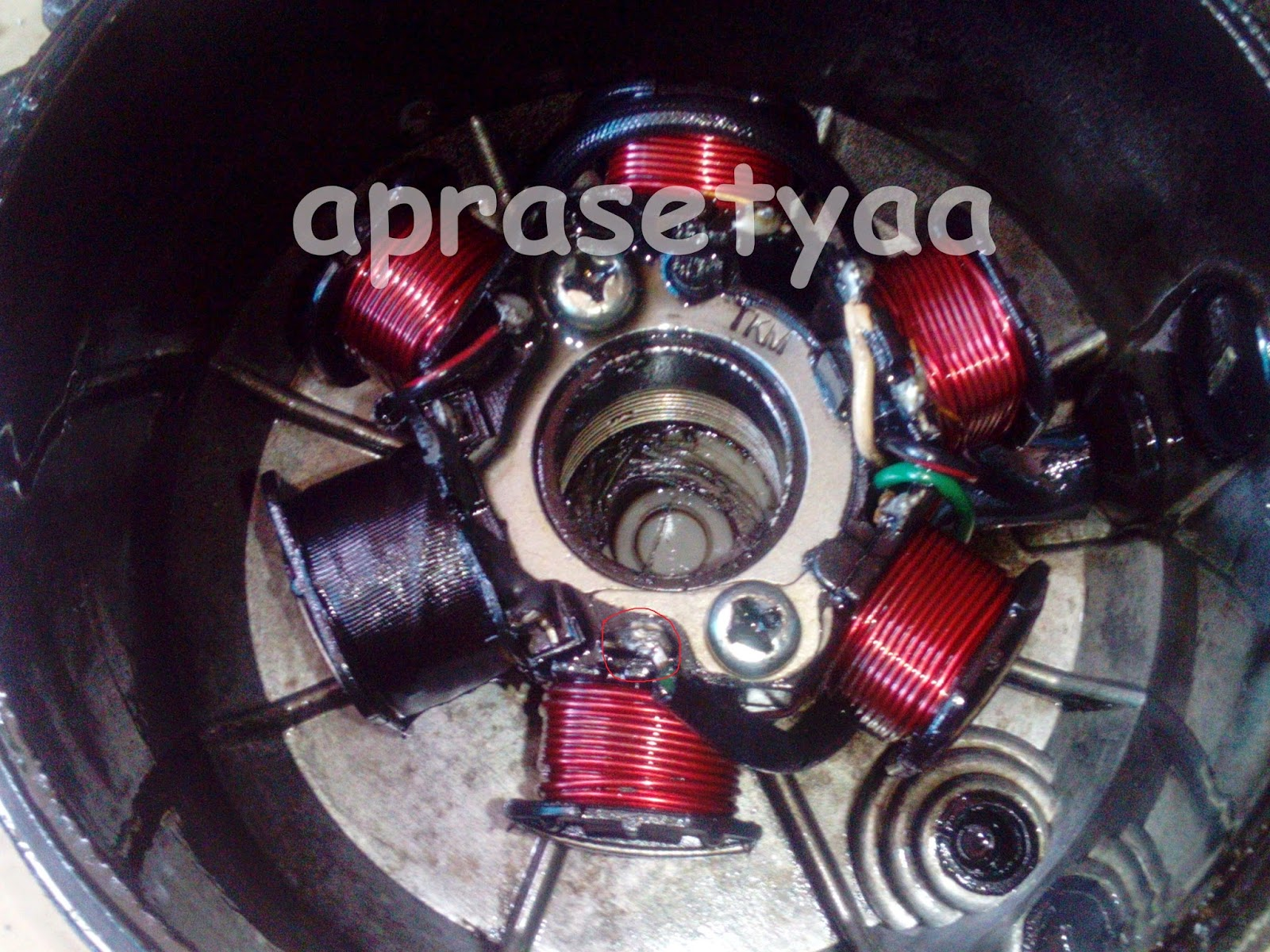 Wiring Diagram Honda Supra X 125