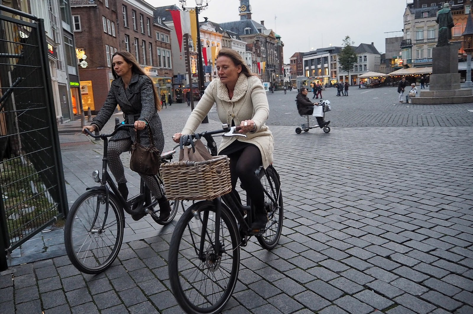 Biking in Den Bosch Netherlands