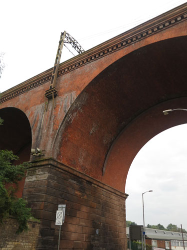 Stockport Viaduct Arch