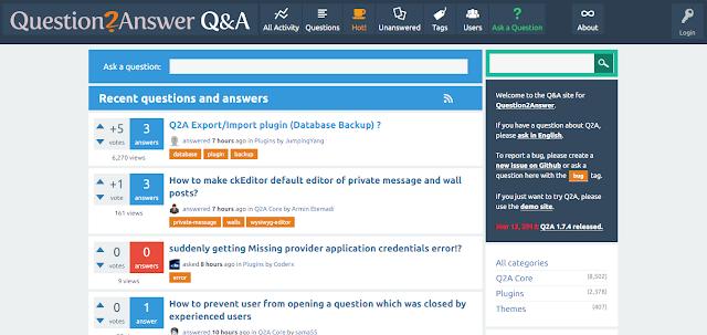 qna screenshot - mirzamedia.net