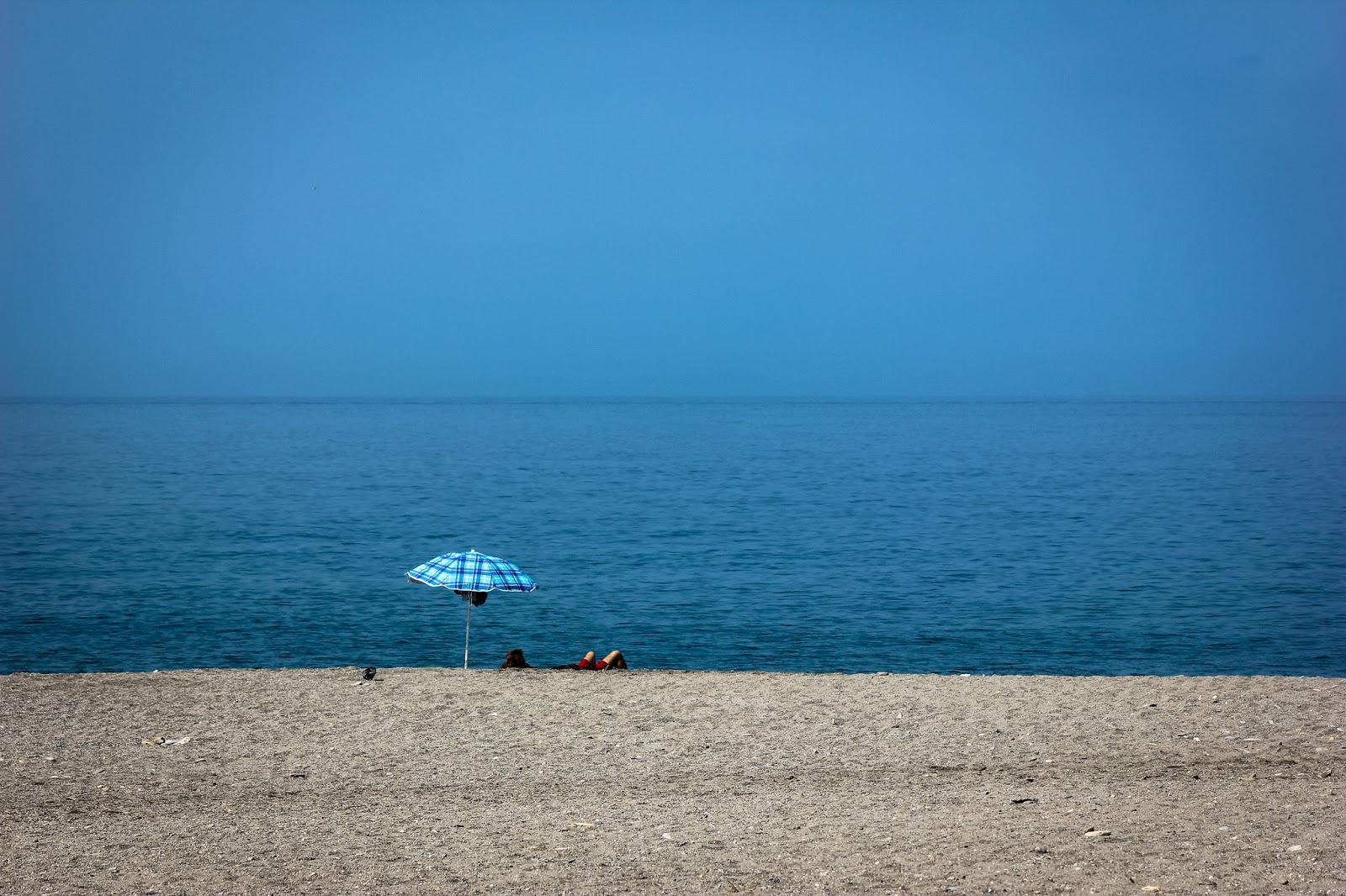 Azules, Playa de Salobreña, Granada 2012