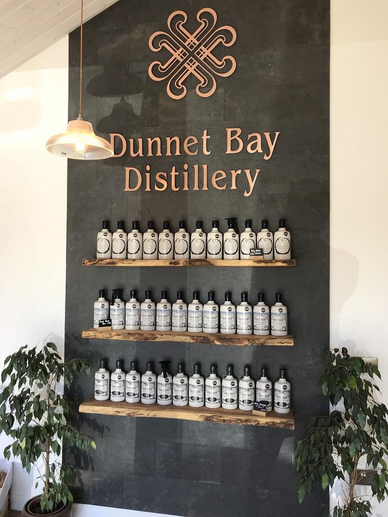 Dunnet bay Distillery NC500