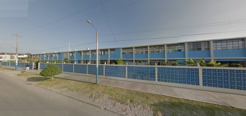 Colegio SEBASTIAN BARRANCA - Camaná
