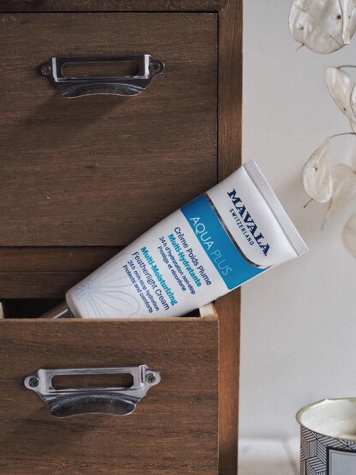 Crème visage multi-hydratante de la marque Mavala