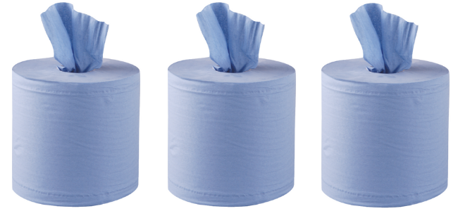 Kitchen Blue Roll