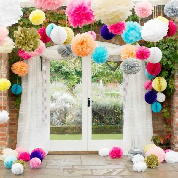 5 accesorios para fiestas que te ayudar�n a decorarlas en tiempo r�cord �y con resultados de revista!