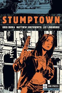 Stemptown, Greg Rucka, InTorilex