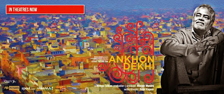 Poster Of Bollywood Movie Ankhon Dekhi (2014) 300MB Compressed Small Size Pc Movie Free Download worldfree4u.com