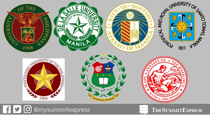 most popular schools philippines 2017