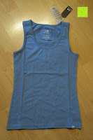 Erfahrungsbericht: Bioshirt Company Damen Basic Fitness-Shirt Yogashirt Sport Fitness T-Shirt TankTop