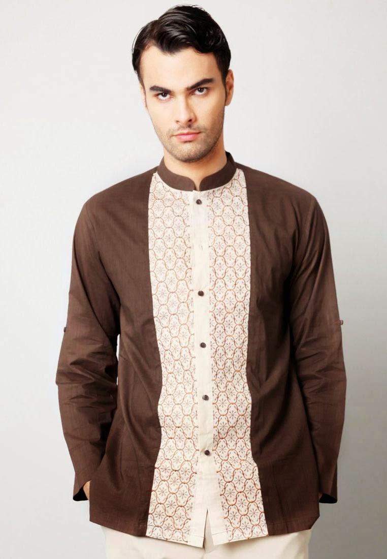 Baju kemeja dan baju hem pria model terbaru