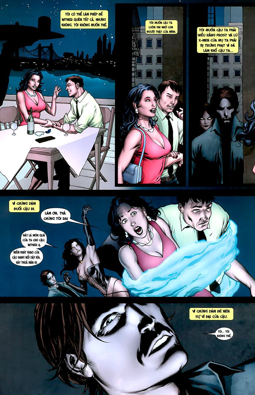 X-Men Necrosha chap 5 trang 7