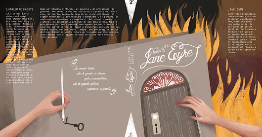 JANE EYRE Cover Project