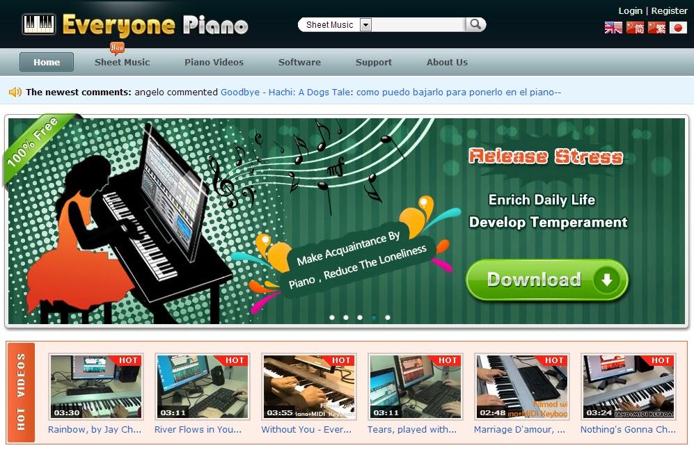 Descargar gratis Everyone Piano 2015
