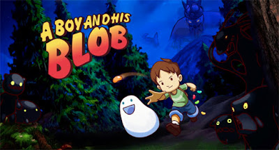 A Boy And His Blob apk + obb