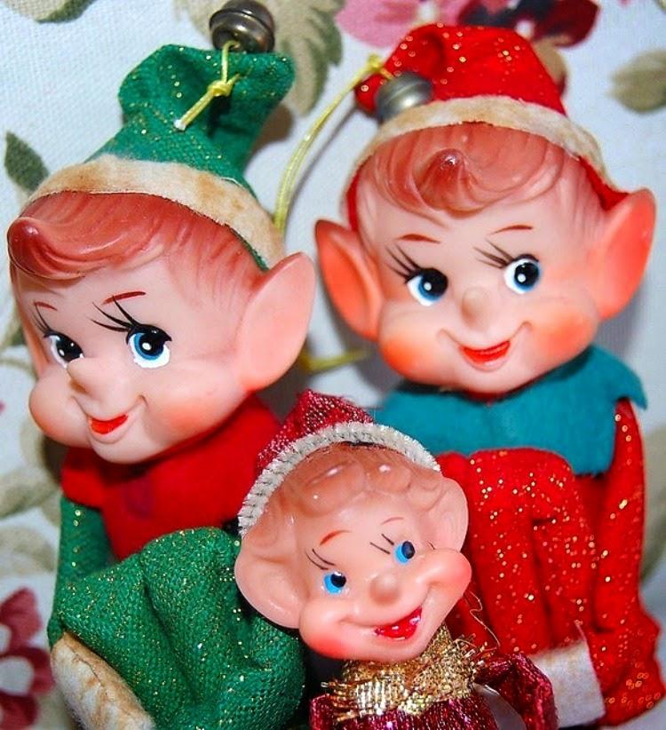 A Vintage Nerd, Vintage Blog, Vintage Christmas, 1960s Christmas, Vintage Christmas Photos