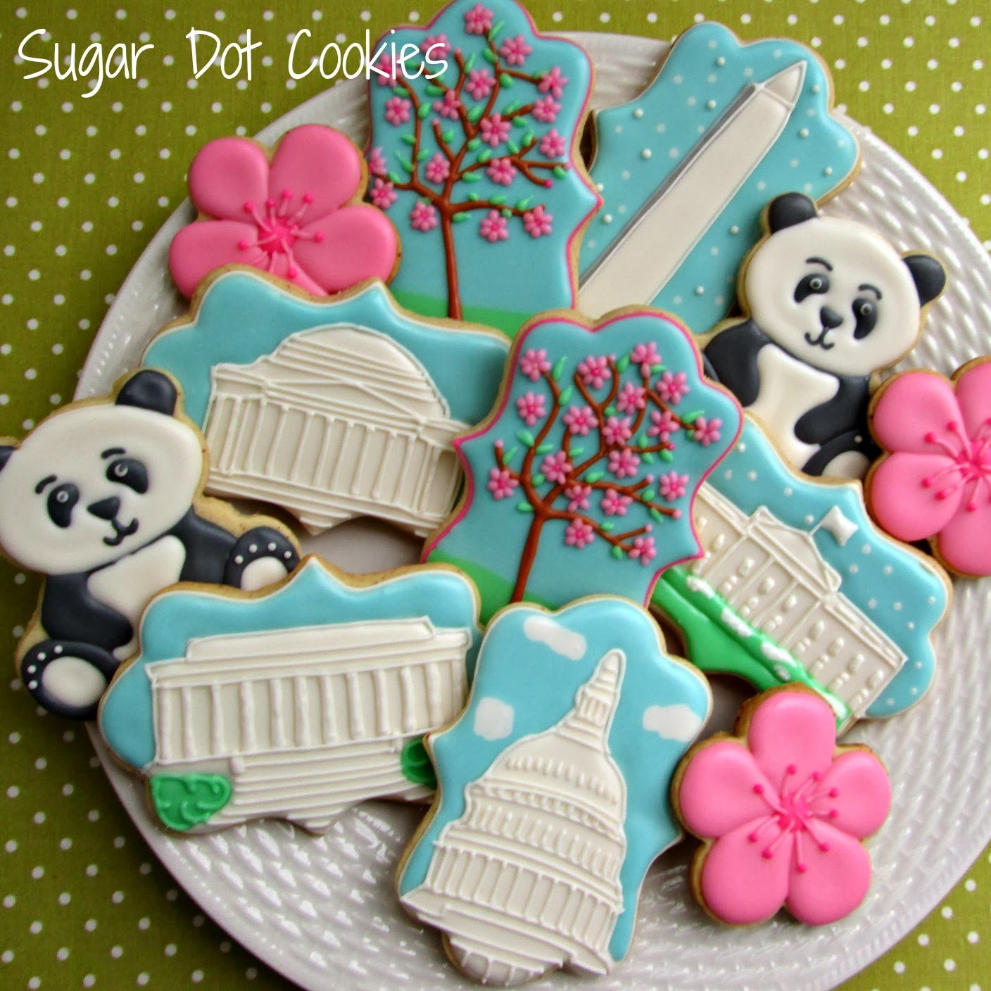 Baseball Themed Baby Shower Decorated Sugar Cookies It's