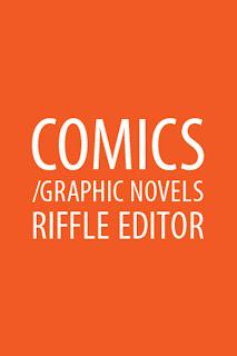 Riffle Comics Logo