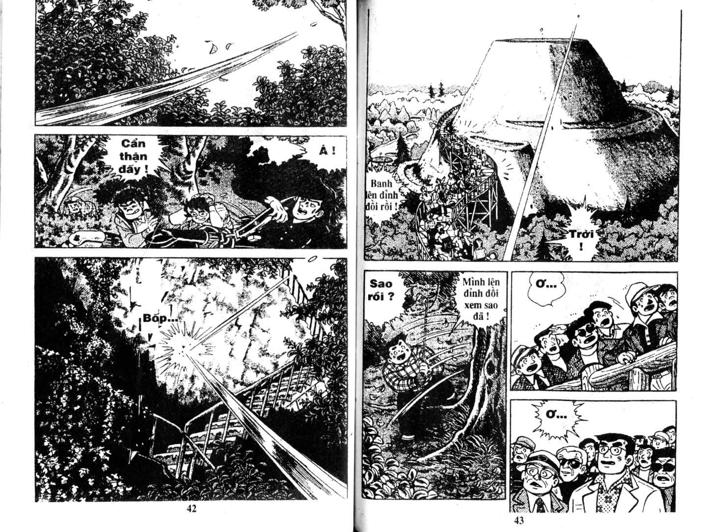 Ashita Tenki ni Naare chapter 7 trang 20