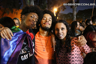 IMG 0159 - 13ª Parada do Orgulho LGBT Contagem reuniu milhares de pessoas
