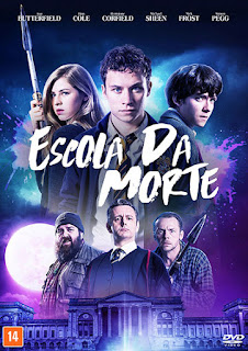 Escola da Morte - BDRip Dual Áudio