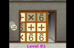 100 Floors 81 Solution