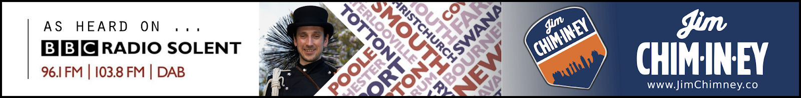 As Heard on BBC Radio Solent