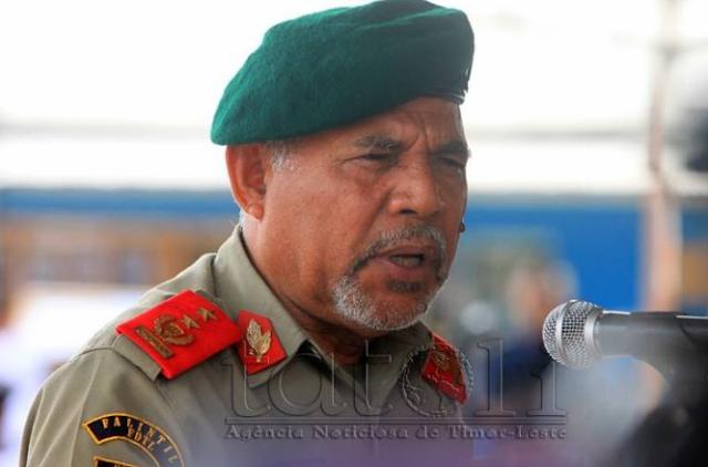 Timoroan Tenke Fó Onra Ba Lider Istóriku