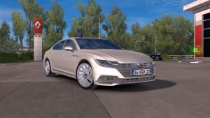 Volkswagen Arteon 2018 car mod