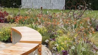 The Redshift o cómo un pequeño jardín simboliza un fenómeno astronómico
