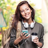 Twoje mobilne konto - 200 zł za 1 Konto w Credit Agricole