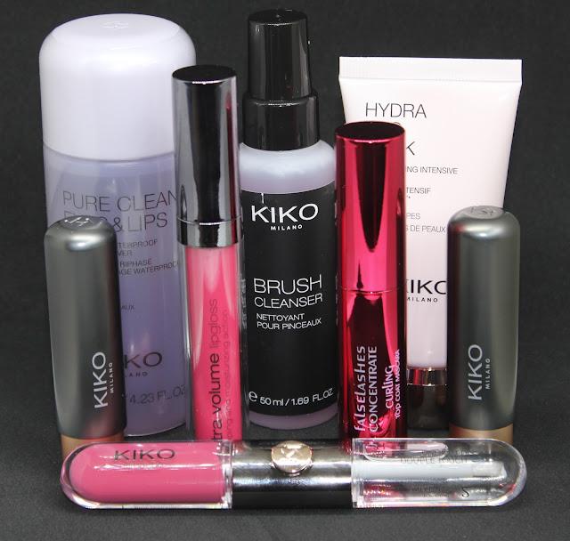 IMG 2607 - Kiko Milano Shoplog