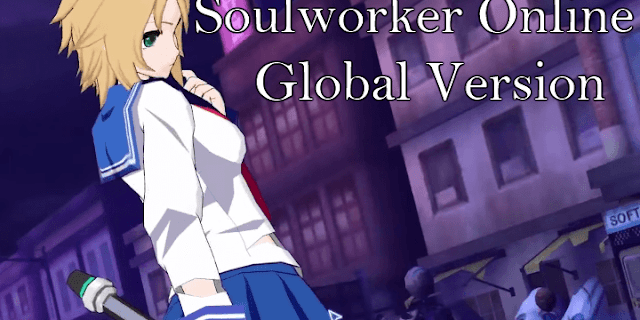 Soulworker Online - Global Version Publisher Revealed