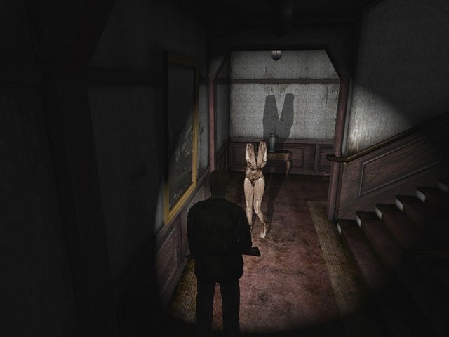 silent hill monsters game