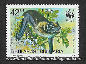 Bat Stamp Picture