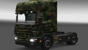 Army Scania 4