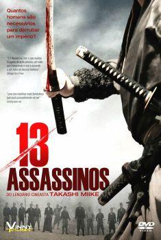 13 Assassinos Torrent - BluRay 720p/1080p Dual Áudio