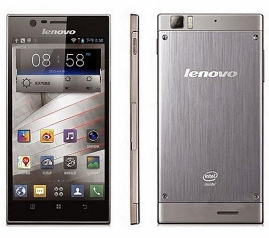 Spesifikasi Lenovo K900 Terbaru
