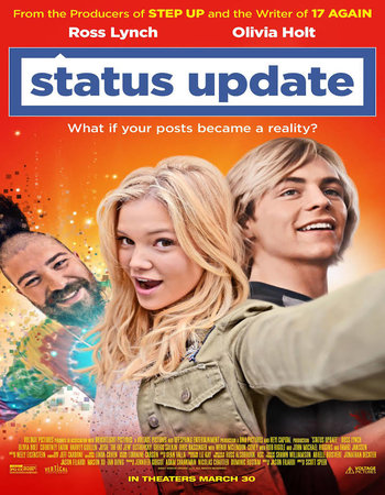 Status Update (2018) English 300MB
