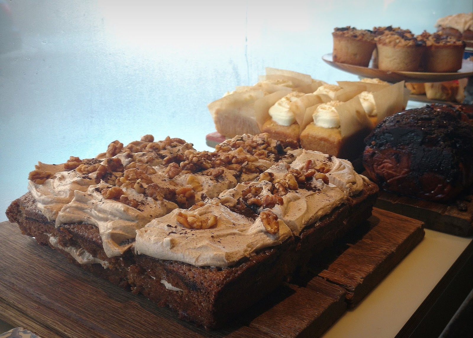 Honey and Co, where a chocolate babka has me reminiscing about family meals during Passover.