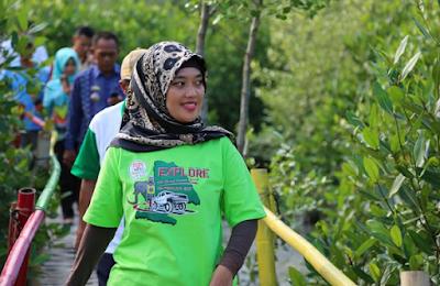 Jelang Festival Way Kambas 2017, Pemkab Lamtim Kebut Perbaikan Sarana Dan Prasarana