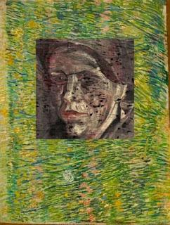 Patch Grass oleh Vincent van Gogh