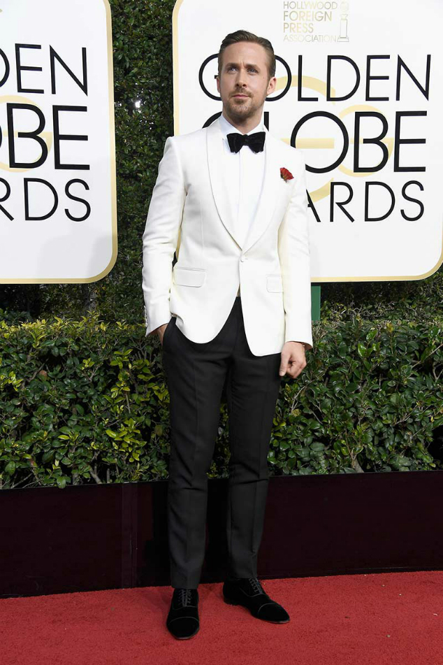 Ryan Gosling  Golden Globes 2017